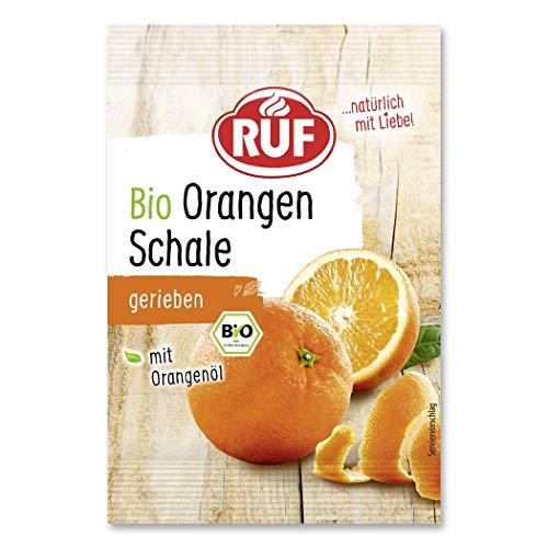 RUF Bio Orangenschale, 22er Pack (22 x 5 g), 12046