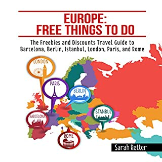 Europe: Free Things to Do cover art