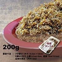 [金沢・佃の佃煮] 山椒ちりめん 200g