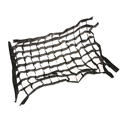 Sharplace Rejilla de Nido de Abeja Octágono Adecuado para Retratos Especiales o para Disparo de Productos - Negro-60 x 90 cm