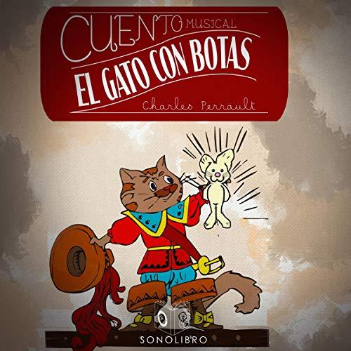 『El gato con botas』のカバーアート