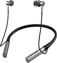 1MORE Dual Driver BT ANC in-Ear Headphones Wireless Bluetooth Earphones with Active Noise Cancellation, ENC, Fast Charging, Magnetic Earbuds, Microphone and Volume Controls
