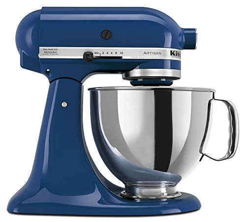 KitchenAid RRK150BW 5 Qt. Artisan Series - Blue Willow (Renewed)