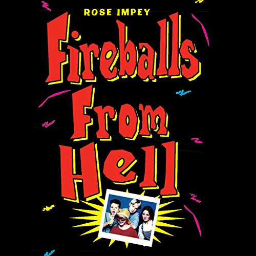 Fireballs from Hell cover art