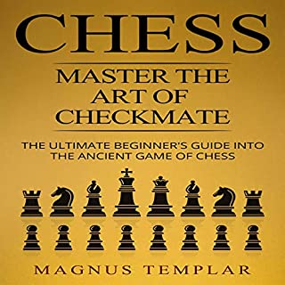 Chess: Master the Art of Checkmate  cover art