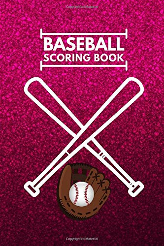 Baseball scoring Book: Professional Baseball Scoring Sheet, Score Sheet Notebook for Outdoor Games, Gifts for Game Records, Game lovers, Friends and ... with 110 Pages. (Baseball Scorebook, Band 4)
