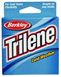 Berkley Trilene Cold Weather, Electric Blue ,110-yard/4-pound