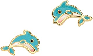 Cuties Collection Ocean Friends Post Earring Group
