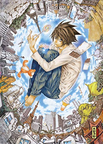Death Note roman 2 : L change the world, tome 2