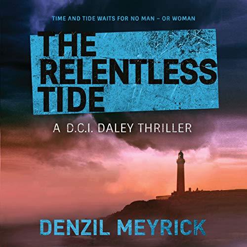 The Relentless Tide audiobook cover art