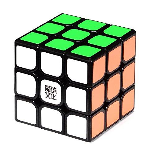 MoYu AoLong V2 3x3x3 Speed Cube Enhanced Edition Black Puzzle