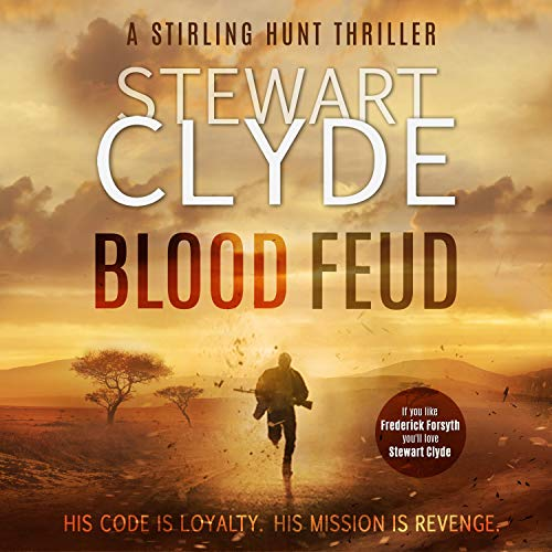 Blood Feud: A Gripping Assassination Thriller cover art