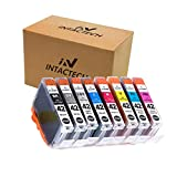 Compatible Ink Cartridges Replacement for Canon CLI-42 CLI42 Pixma PRO-100 Ink for Printer Pixma pro100 8 Combo Pack (1 Black, 1 Cyan, 1 Magenta, 1 Yellow, 1 P Cyan, 1 P Magenta, 1 Gray, 1 Light Gray)
