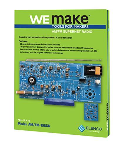 Elenco AM/FM Radio Kit