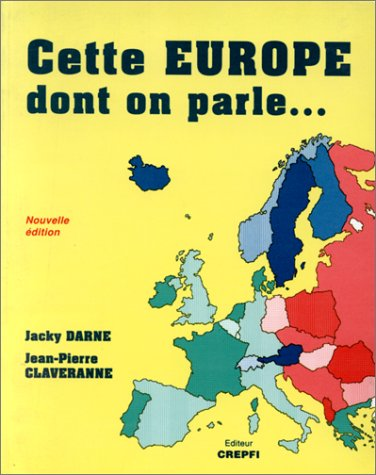 Cette europe dont on parle