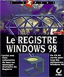 Le registre Windows 98