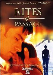 cheap Rite of passage (widescreen version)