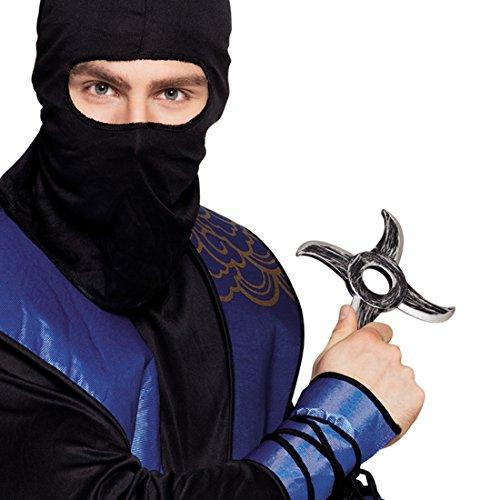 NET TOYS Spielzeug Wurfstern Ninjastern 16 cm Japanische Wurfwaffe Shuriken Ninjutsu