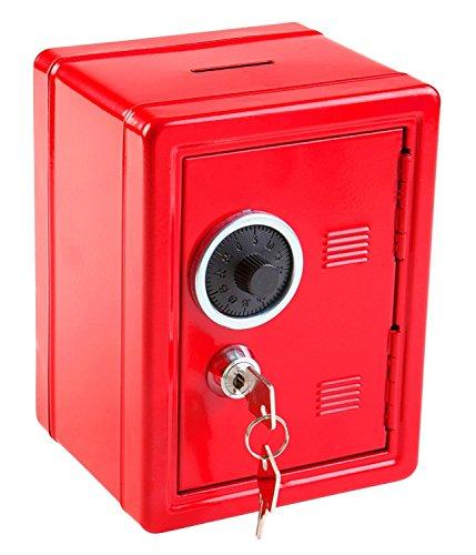 Idena 337159 - Spartresor - Farbe Rot