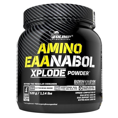 Olimp Sport Nutrition Amino EAA Xplode Powder Fruit Punch, 520 g