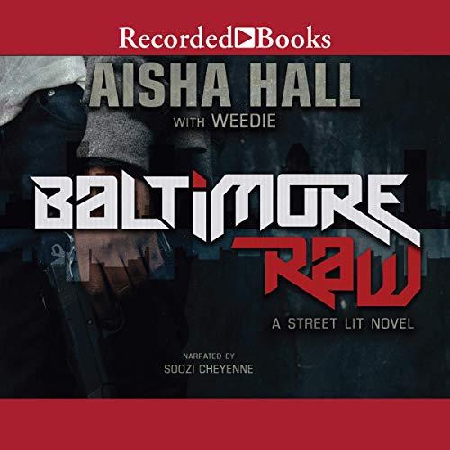 Baltimore Raw audiobook cover art