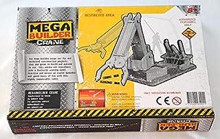 Mega Builder Crane Educational Wooden Toy