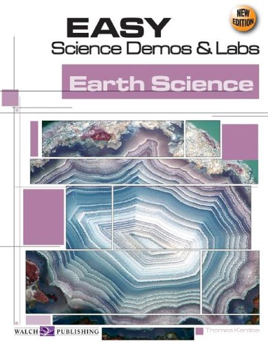 Compare Textbook Prices for Easy Science Demos & Labs: Earth Science 2nd ed. Edition ISBN 9780825145001 by Thomas Kardos