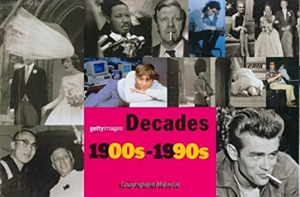 1900s-1990s Boxed Set (Decades of the 20th Century) by Nick Yapp (2008-02-01)