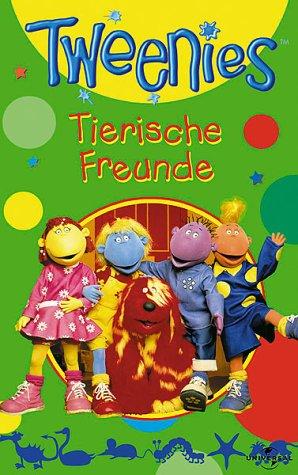Tweenies - Tierische Freunde [VHS]