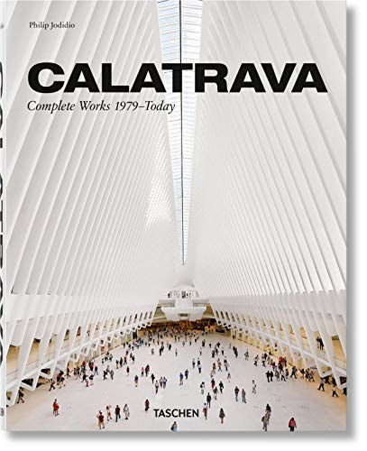 Calatrava. La obra completa 1979–hoy (Jumbo)