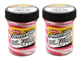 Berkley Powerbait Select Glitter Turbo Dough Köder, Herren, Bubblegum