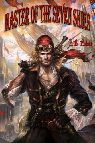 Book: Master of the Seven Skies by Balázs Pataki