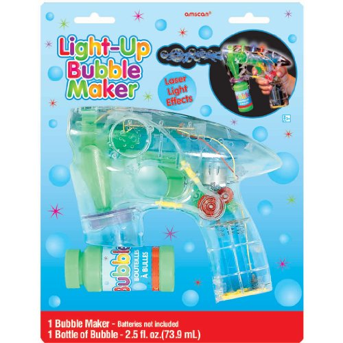 amscan Bubble Maker Light up led