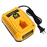 FLAGPOWER 18V DC9310 Fast Battery Charger for Dewalt DW9116 DC9320 DC9319 7.2V-18V XRP NI-CD NI-MH Battery DC9096 DC9098 DC9099 DC9091 DC9071 DE9057 DW9096 DW9094 DW9072