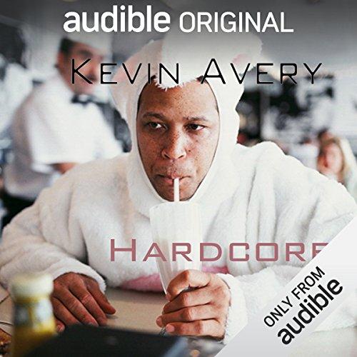 Hardcore audiobook cover art