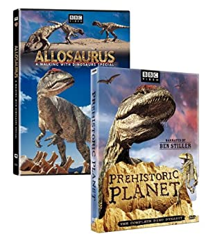 Prehistoric Planet/Allosaurus - A Walking With Dinosaurs Special