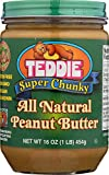 Teddie Peanut Butter, Peanut Butter, 16 Ounce