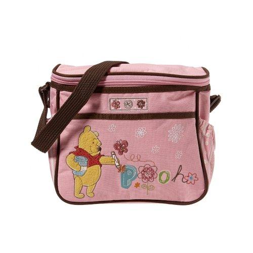 Winnie Pooh Wickeltasche klein rosa Painter