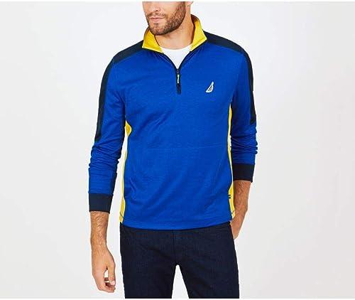 Nautica Hombre K83513 Manga Larga Camisa Polo