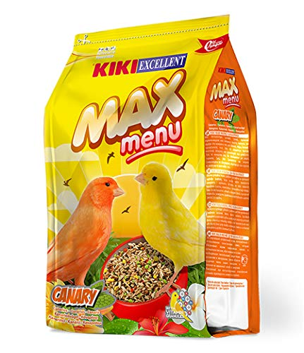 KIKI Kk MAX Canarios 5X1Kg 30517 5000 g