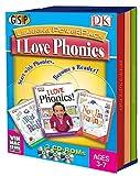 DK I Love Phonics Learning PowerPack