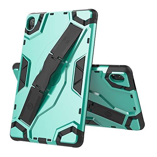 CellphoneParts BZN para Huawei MEDIAPAD M6 8.4 Funda Protectora a Prueba de choques de la Serie TPU + PC con TPU + PC (Color : Mint Green)