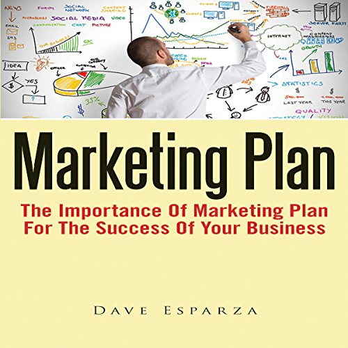 Marketing Plan audiobook cover art