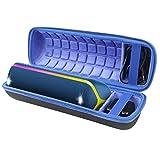 co2CREA Tasche für Sony SRS-XB32 Bluetooth Lautsprecher Hülle Hülle Etui Tragetasche (Blau)