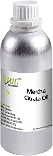 Allin Exporters Mentha Citrata Oil - 100% Pure, Natural & Undiluted - 1000 ML