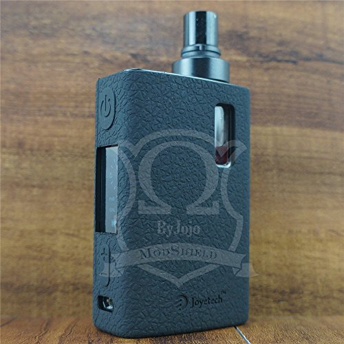 ModShield for eGrip II 2 Joyetech 80W TC Silicone Case Skin ByJojo Cover Sleeve Wrap (Black)