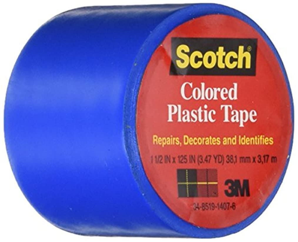 3M 191BLU Plastic Tape