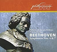 Beethoven: Symphonies Nos. 4 & 7 (2013-05-14)