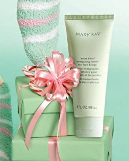 Mary Kay Private Spa Collection Mint Bliss Energizing Lotion for Feet & Legs