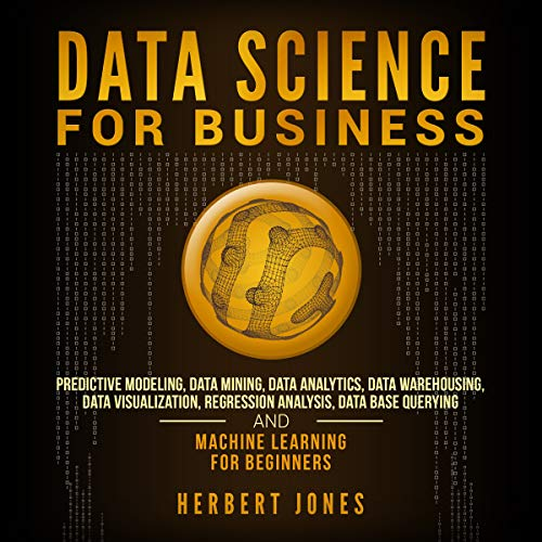 Data Science for Business audiobook cover art